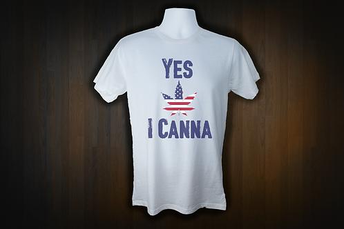 Yes I Canna T-Shirt