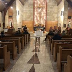 November 13th: Holy Cross Church