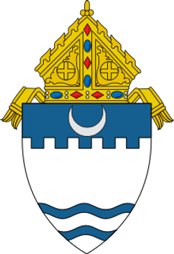 220px-CoA_Roman_Catholic_Diocese_of_Evansville.svg