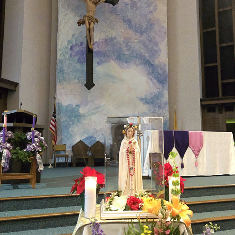 December 13th: Holy Rosary Chruch
