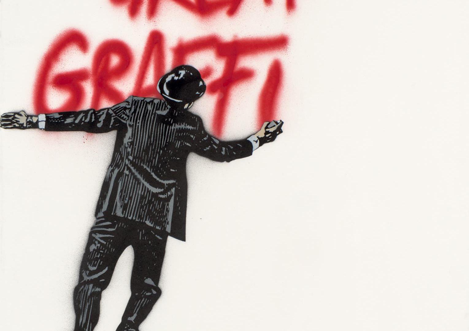 THE GREAT GRAFFITI,2016