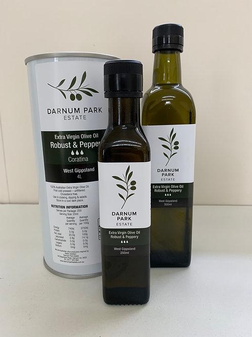 Coratina Extra Virgin Olive Oil