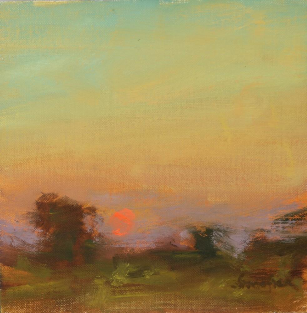 Summer Sunset 20