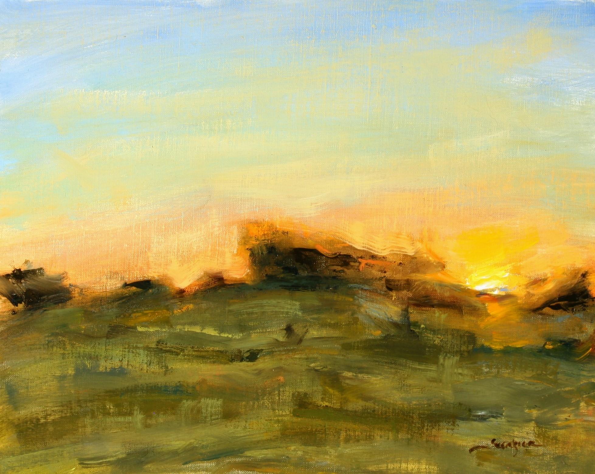 Sunset in New Braunfels