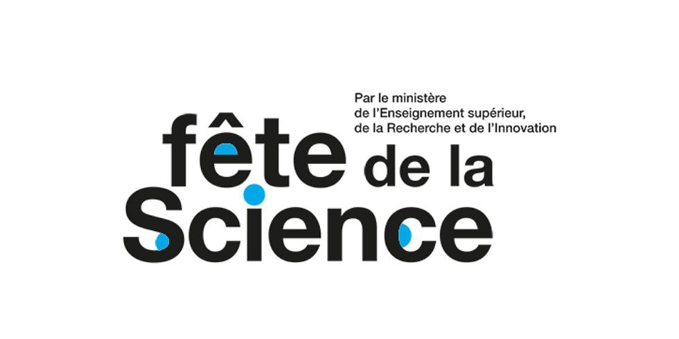 Fête de la Science Ferney-Voltaire 2020