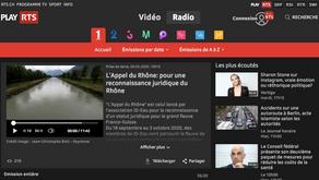 L'Appel du Rhône: pour une reconnaissance juridique du Rhône