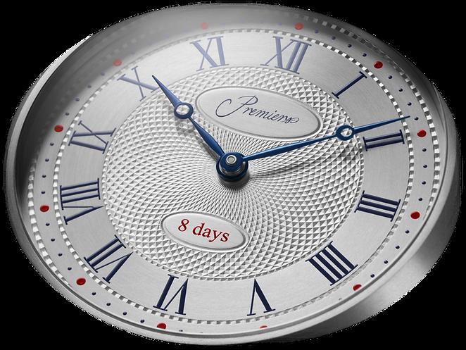 Premiers Swiss Luxury Watch Stainless Steel Case