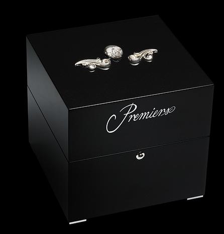 Premiers Swiss Luxury Watch Memento Vivere Box
