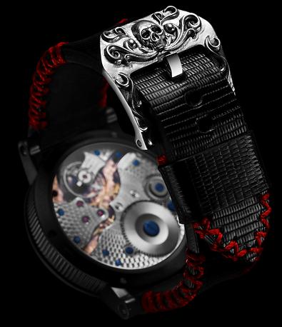 Premiers Swiss Luxury Watch Bracelet and Buckle
