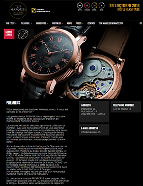 Premiers Top Marques Watches
