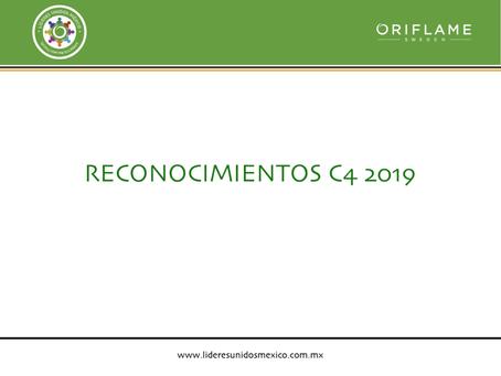 Nuevos porcentajes y títulos Catálogo 4 - 2019