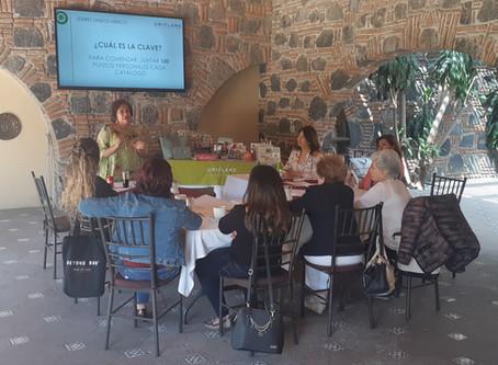 ¡Primera reunión semanal en Cuernavaca!