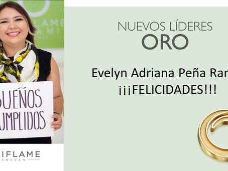 ¡Líderes Unidos México felicita a Evelyn Peña por su nuevo título!
