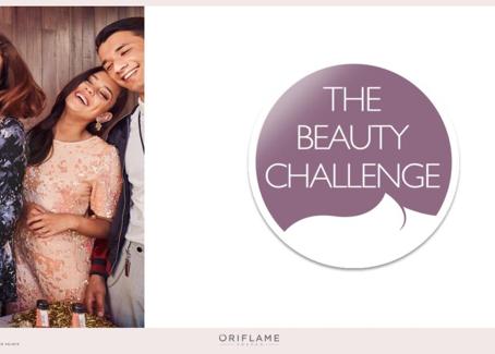 BEAUTY CHALLENGE 2018 - Un gran concurso y un mejor premio de Oriflame para sus socios.