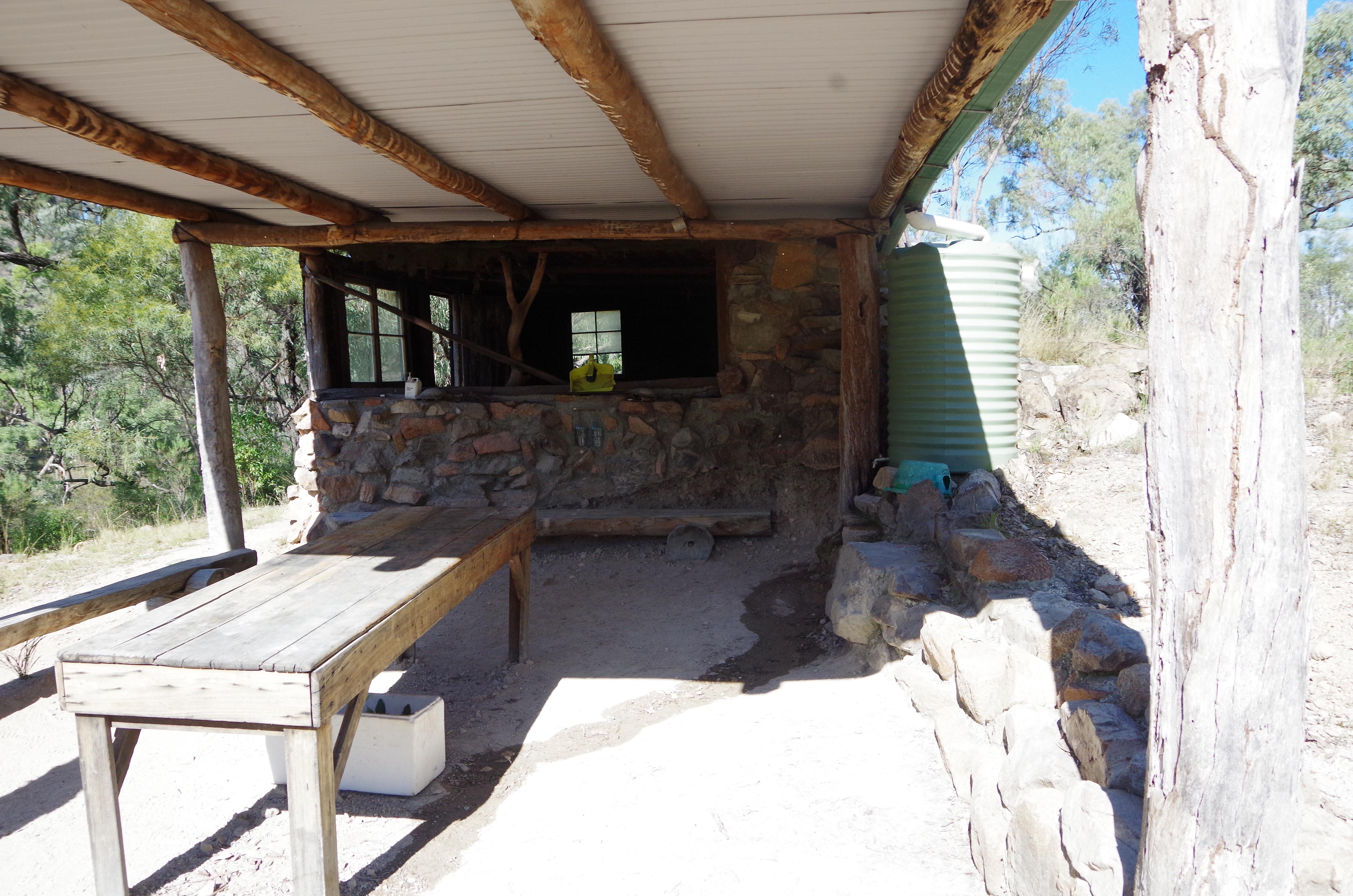 Stone Hut Activity