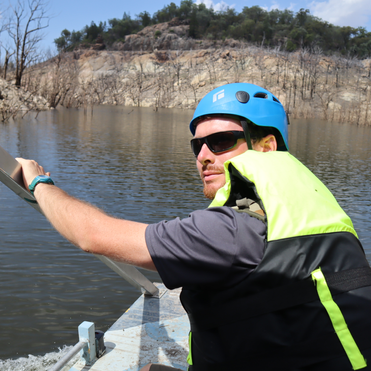 Dam Crossing