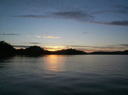 Pindari Sunset