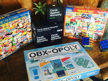 Boardgames and Puzzles