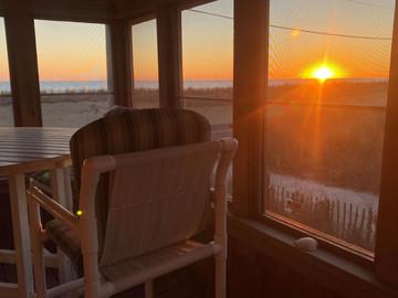 Sun Porch Sunrises