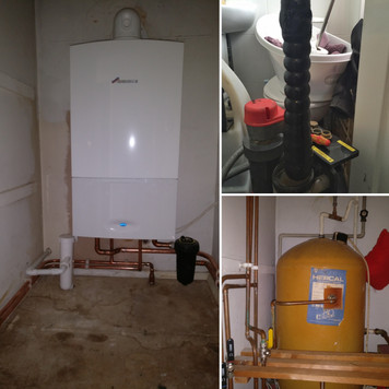 Combination Boiler In Place Of Cylinder