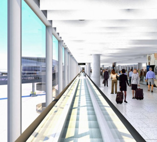 Melbourne Airport International Terminal Expansion