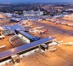 Melbourne Airport International Terminal