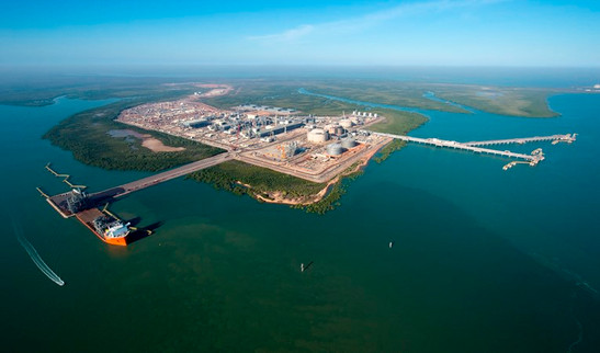 Inpex Gas Project - Darwin