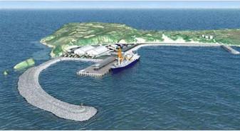 Madagascar Port - Rio Tinto