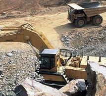 Batu Hijau Copper Mine Indonesia