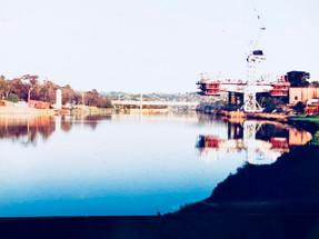 James Harrison Balanced Cantilever Bridge, Geelong
