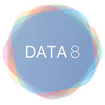 One of the leading data science college programs. Although the course was designed as a college course with no- prerequisites,  it is currently being adapted and piloted at several high schools. The Data8 curriculum resources also include a number of lesson plans based on the R software, most suitable for an advanced high school audience.