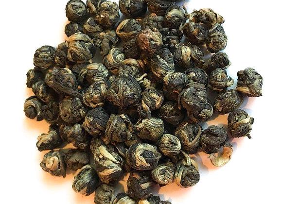 Organic Jasmine Jade Pearls