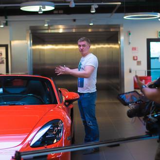 Porsche Shooting