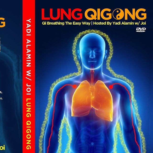Purchase the Lung Qigong DVD in our shop!
