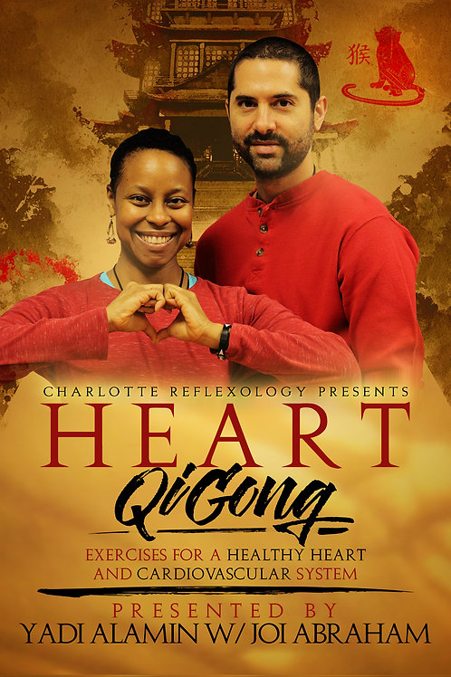Heart Qigong with Yadi Alamin and Joi Abraham