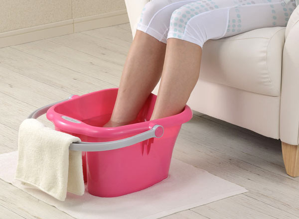 Soak your feet! charlottereflexology.com