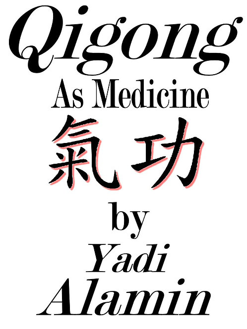 Qigong as Medicine E-book