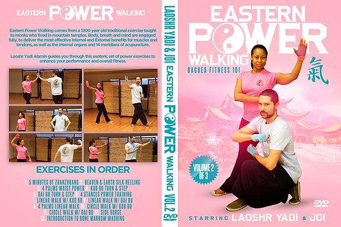 Eastern Power Walking Bagua Fitness 101 Volume 2