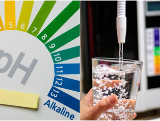 """Just say """"NO"""" to Alkaline Water!!!"""