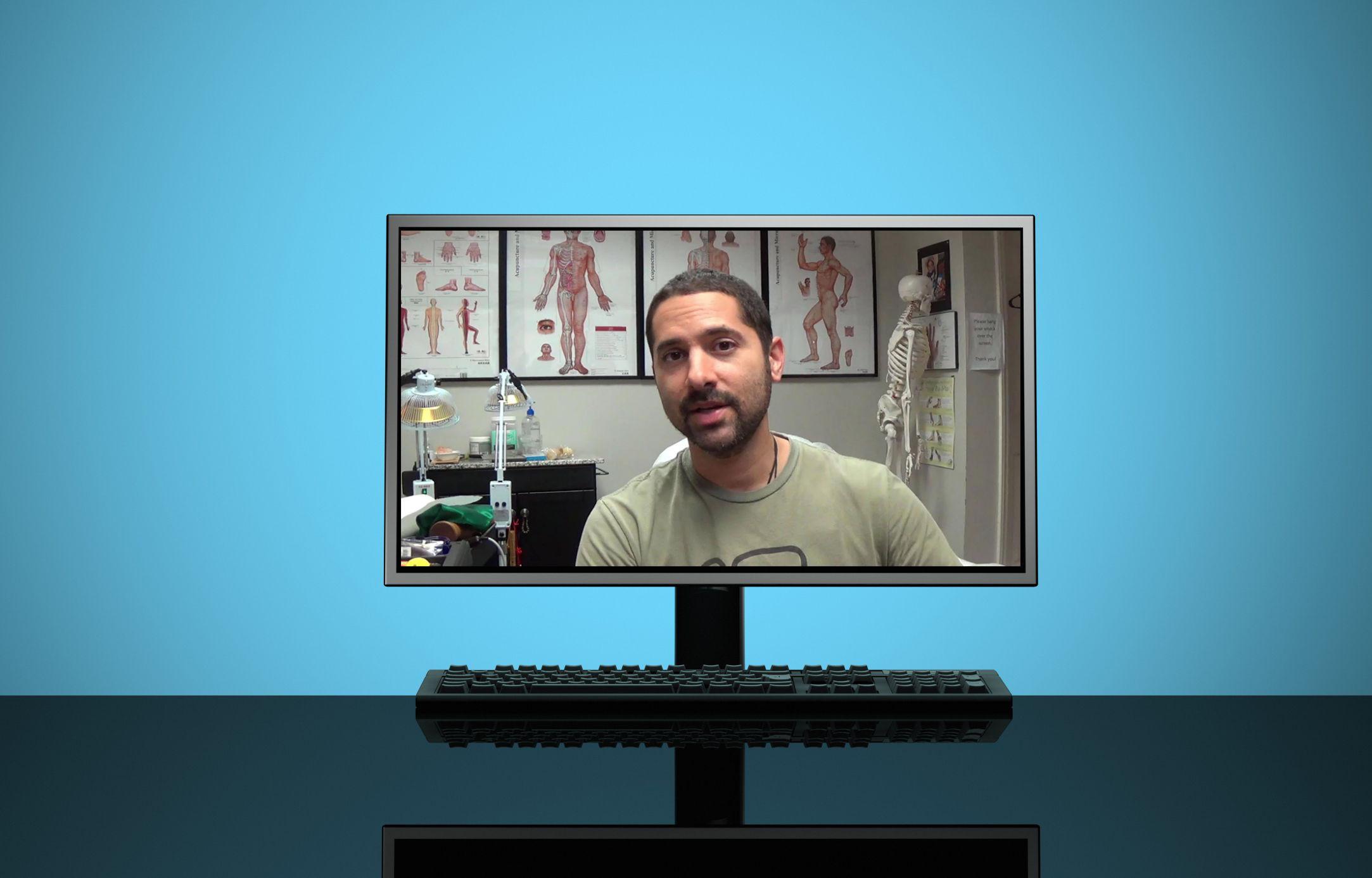 New Client Telehealth Consultation