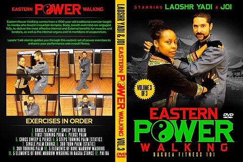 Eastern Power Walking Bagua Fitness 101 Volume 3