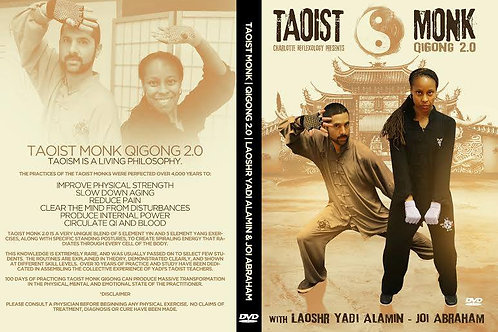 Taoist Monk Qigong 2.0