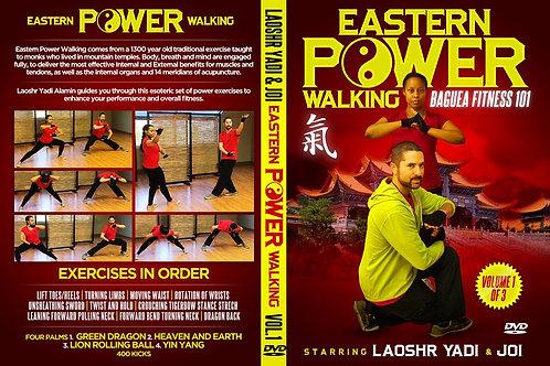 Eastern Power Walking Bagua Fitness 101 Volume 1
