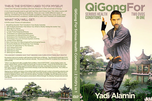QiGong For Serious Health Conditions