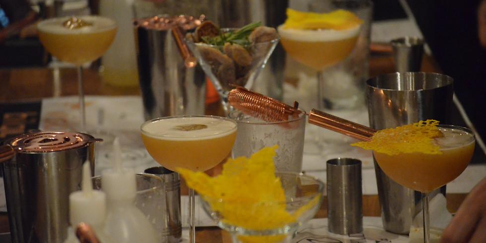Viskili Kokteyller Atölyesi
