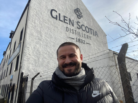 Glen Scotia Gezi Notlarım