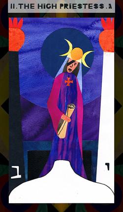 II.The High Priestess
