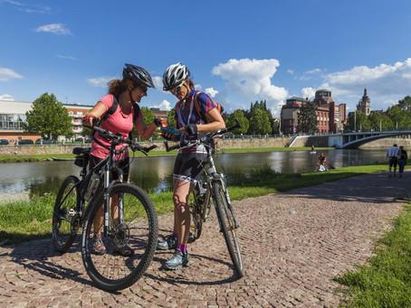 Cyklostezka z Hradce Králové do Kuksu