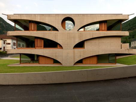 Cyklus přednášek o architektuře: Jiná perspektiva
