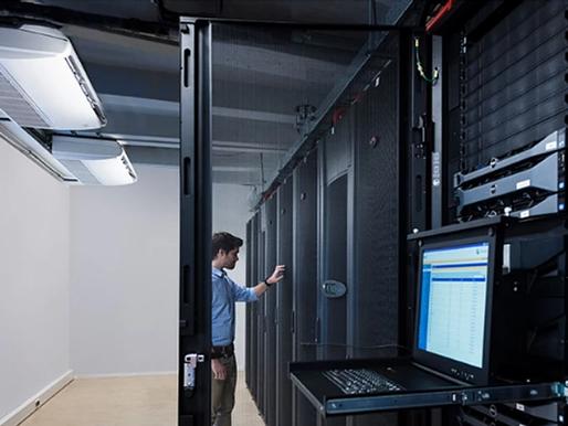 Řešení chlazení infrastruktury a datových center DAIKIN